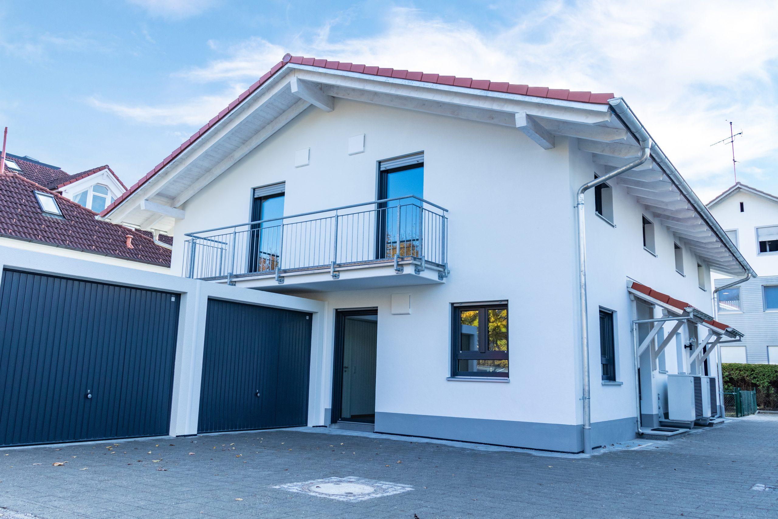 Doppelhaus in Peißenberg