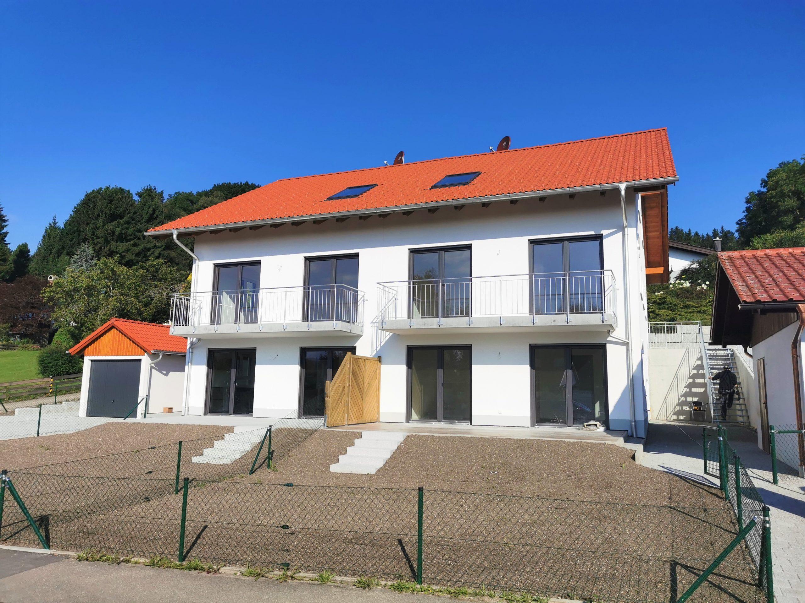 Doppelhaus in Peiting